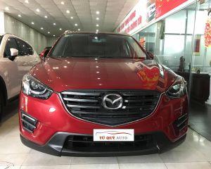 Xe Mazda CX 5 2.5AT 2017 - Màu Đỏ