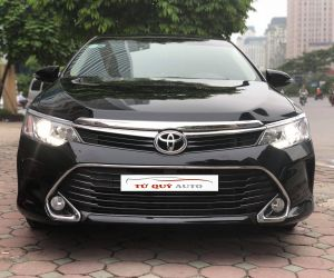 Xe Toyota Camry 2.5G 2017 - Đen