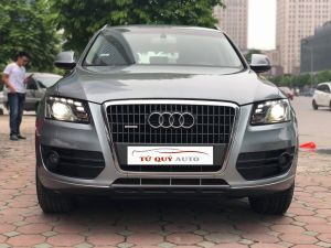 Xe Audi Q5 2.0 AT 2011 - Ghi Xám