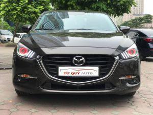 Xe Mazda 3 Facelift 1.5AT 2017 - Màu Nâu
