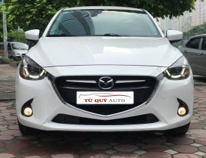 Xe Mazda 2 Hatchback 1.5 AT 2015 - Trắng (Nhập)