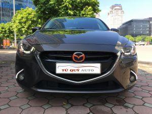 Xe Mazda 2 Hatchback 1.5AT 2016 ĐK 2017 - Nâu