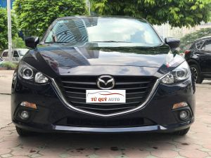 Xe Mazda 3 Sedan 1.5AT 2016 - Xanh CavanSite