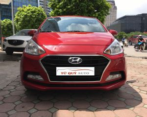 Xe Hyundai i10 Sedan 1.25MT 2018 - Đỏ