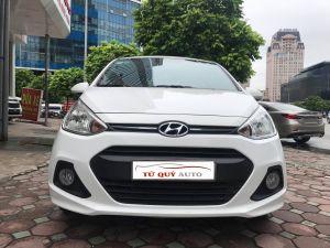 Xe Hyundai i10 Hatchback 1.25AT 2016 - Trắng