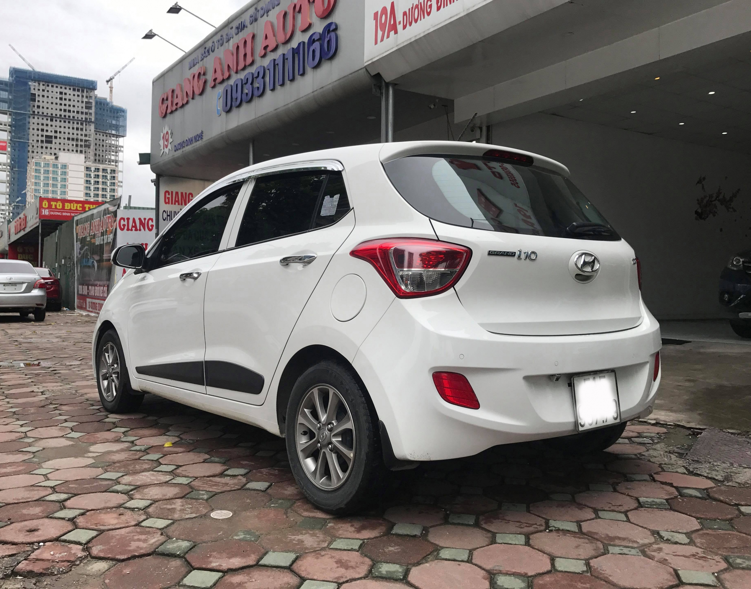 Hyundai i10 1.25AT 2016 - 5