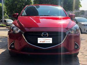 Xe Mazda 2 Sedan 1.5AT 2016 - Đỏ