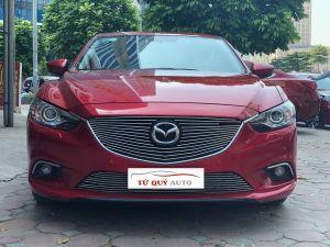 Xe Mazda 6 Sedan 2.0AT 2016 - Đỏ