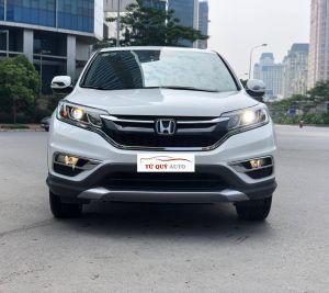 Xe Honda CR V 2.4 AT 2016 - Trắng
