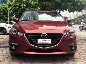 Xe Mazda 3 Sedan 1.5AT 2017 - Màu Đỏ
