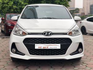 Xe Hyundai i10 1.0AT 2017 - Trắng
