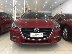 Xe Mazda 3 Sedan 2.0AT Facelift 2017 - Đỏ