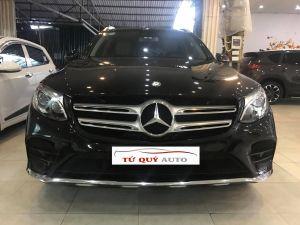 Xe Mercedes Benz GLC 300 4Matic 2017 - Đen