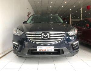 Xe Mazda CX 5 2WD 2.5AT 2017 - Xanh đen