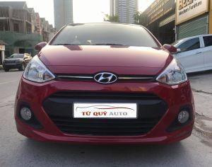 Xe Hyundai i10 1.25AT 2016 - Màu Đỏ