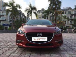 Xe Mazda 3 Sedan 1.5 AT 2017 - Facelift Đỏ