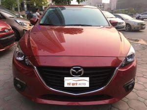 Xe Mazda 3 Hatchback 1.5L 2016 - Màu Đỏ