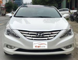Xe Hyundai Sonata 2.0 AT 2012 - Trắng