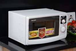 Sharp R-209VN - Lò vi sóng Sharp 22L