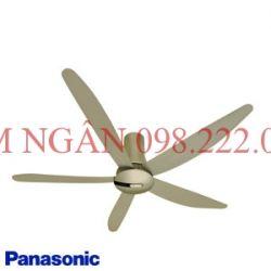 Quạt trần Panasonic 5 cánh F-60TAN Bảo hành chính hãng
