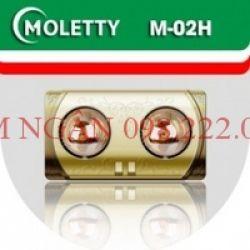 Đèn sưởi nhà tắm Moletty M-2H