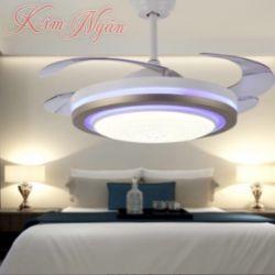 Quạt đèn nhập khẩu Germani KN- QRD07