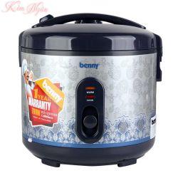 Nồi Cơm Điện Benny BRMVN187 1.8 Lít