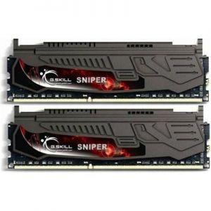 G.SKILL SNIPER - 8GB (2x4GB) DDR3 2400MHz -F3-2400C11D-8GSR