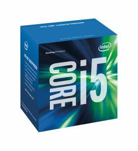 CPU Intel Core i5-7500 3.4 GHz / 6MB / 4 Cores, 4 Threads/ Socket 1151 (Kabylake)