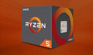 CPU AMD Ryzen 5 1400 3.2 GHz (Up to 3.4GHz) / 4 cores 8 threats / socket AM4