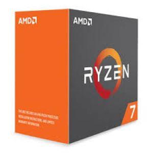 CPU AMD Ryzen 7 1700X 3.4 GHz (Up to 3.8GHz) / 20MB / 8 cores 16 threats / socket AM4 (no Fan)