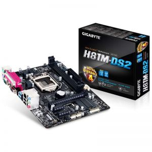 Mainboard Gigabyte H81M-DS2 (Chipset Intel H81/ Socket SK1150)