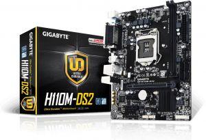 Mainboard Gigabyte H110M-DS2 (Chipset Intel H110/ Socket LGA1151)