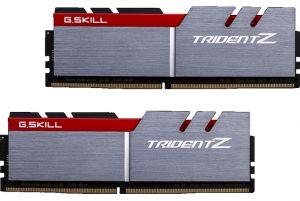 RAM G.Skill Trident Z - 16GB (8GBx2) DDR4 3200GHz