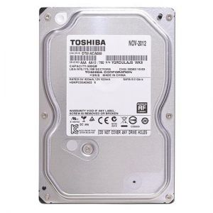 Ổ Cứng HDD Toshiba 500GB/32MB/7200rpm/3.5
