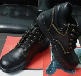 Giày vàng ABC -TP cao cổ