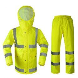 Áo mưa phản quang CSGT