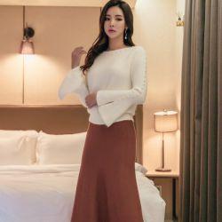 Áo len nữ Ether Hàn Quốc 4457