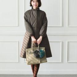 Áo choàng, áo khoác nữ Codi Hàn Quốc CN17WC