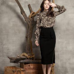 Chân váy Flower Hàn Quốc 051267