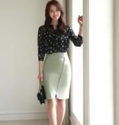 Áo sơ mi nữ maydle Hàn Quốc 260357