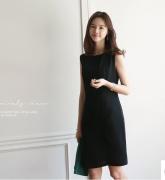 Váy liền thân Mayddle Hàn Quốc 40521