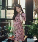 Váy liền thân Milkcocoa Hàn Quốc 260501