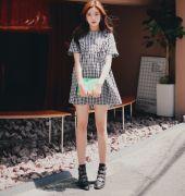 Váy liền thân Milkcocoa Hàn Quốc 260508