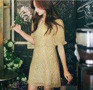 Váy liền thân Milkcocoa Hàn Quốc 260509