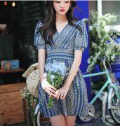 Váy liền thân Milkcocoa Hàn Quốc 260510