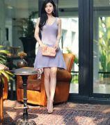 Váy liền thân Milkcocoa Hàn Quốc 260511