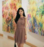 Váy liền thân Milkcocoa Hàn Quốc 260516