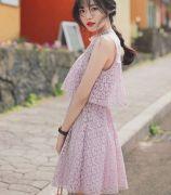 Váy liền thân Milkcocoa Hàn Quốc 260518
