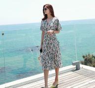 Váy liền thân Mayddle Hàn Quốc 280550